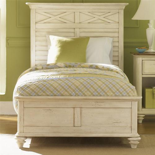 Liberty furniture ocean isle king panel bed for Ocean bed meaning