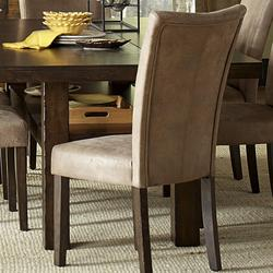 Go To Product · Moreno Valley Rustic Upholstered Side Chair