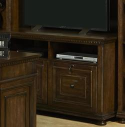 Jameson Jr. Executive Media Lateral File with 2 Shelves and 2 Drawers