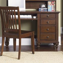 Abbott Ridge Youth Bedroom Student Desk Base with 3 Drawers