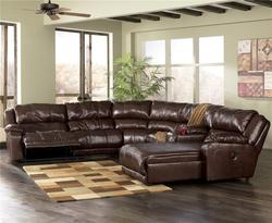 Braxton - Java Modular Sectional with Chaise