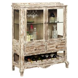 Accents Conner Wine Cabinet