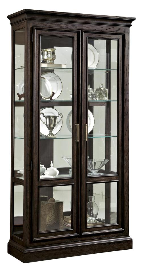 pulaski furniture curios traditional curio cabinet