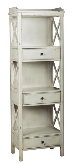 Accents Cadence Bookcase with Drawers