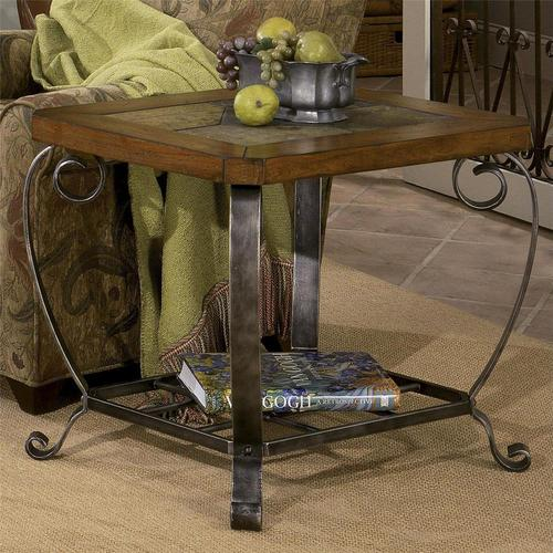 High Quality ... Riverside Furniture. Harmony End Table