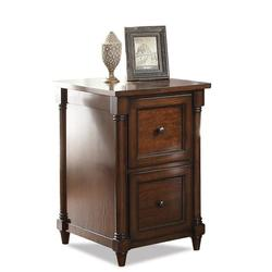 Lawrenceville File Cabinet with 2 Drawers and Tilt-Restraining Mechanism