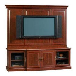 Sauder Heritage Hill Traditional Combination Bookcase With