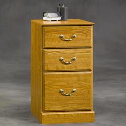 Orchard Hills 3 - Drawer Pedistal with File