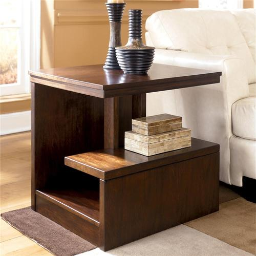 signature design by ashley callum rectangular side table