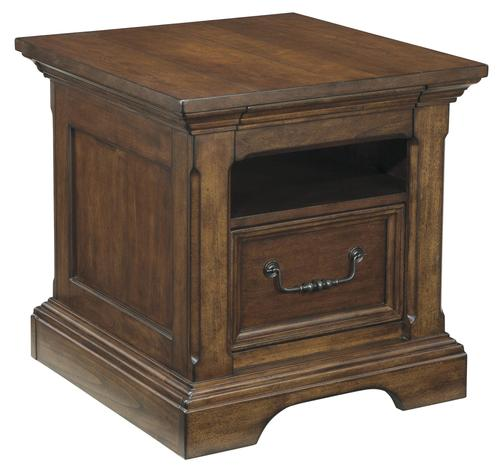 Signature Design By Ashley Gaylon Square End Table With