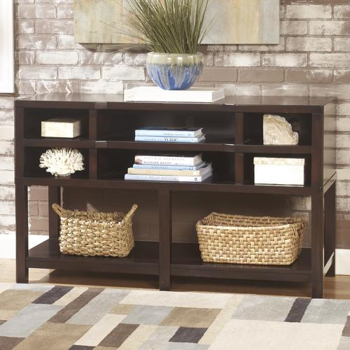 Templenz Contemporary Sofa Console Table/TV Stand
