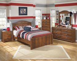 Barchan Full Bedroom Group