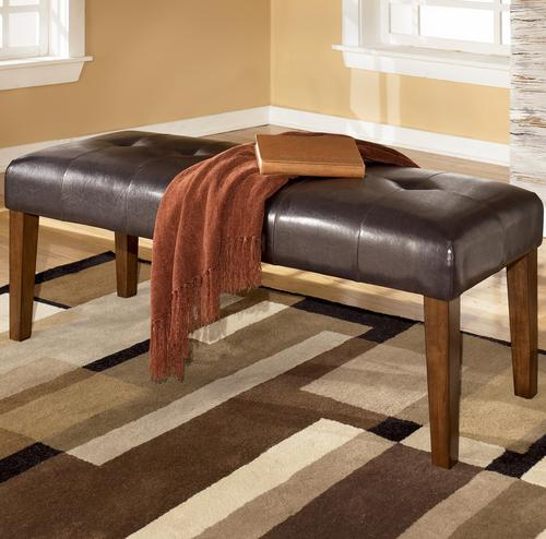 Signature Design by Ashley Lacey Double Backless Stool Dining Bench