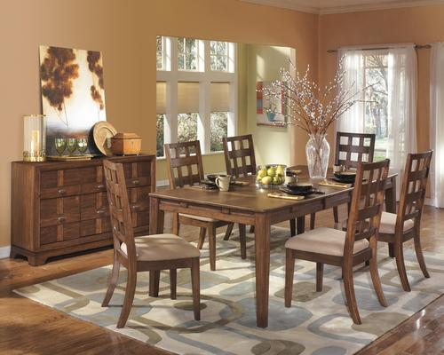 home clifton park casual dining room group signature design by