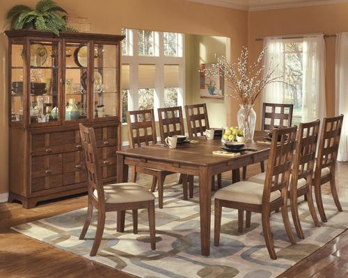 Signature design by ashley clifton park casual dining room group Home furniture design clifton heights pa