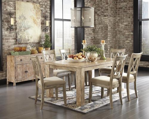 Home Mestler Casual Dining Room Group Signature Design By Ashley