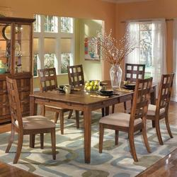 $371.93; Clifton Park Rectangular Extension Table And 6 Side Chairs