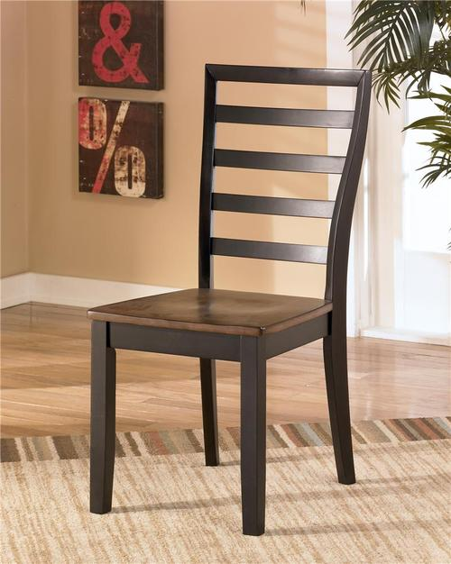 Signature Design by Ashley Alonzo Dining Side Chair : D367 01 from www.luisfurniturestyle.com size 500 x 626 jpeg 47kB
