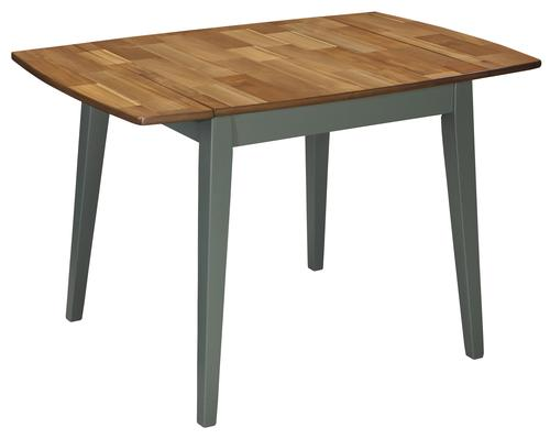 Signature design by ashley bantilly rectangular dining for Rectangular drop leaf dining table