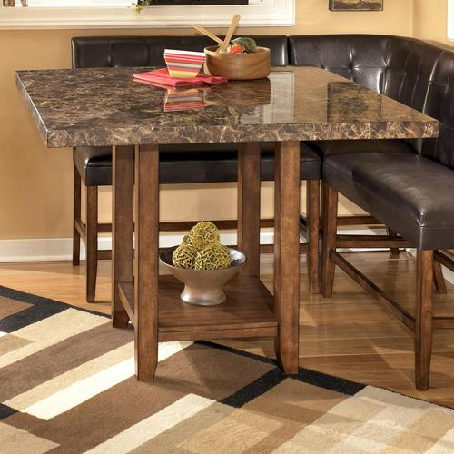 Signature Design By Ashley Lacey  Piece Bar Height Dining Room Set