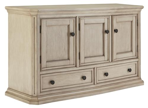 Signature Design by Ashley Demarlos Transitional Dining Room Server