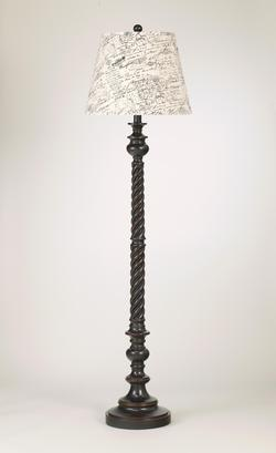 Lamps - Vintage Casual Roisin Poly Floor Lamp