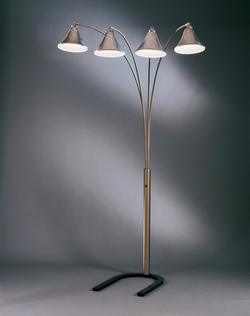 Lamps - Contemporary Elaine Floor Lamp