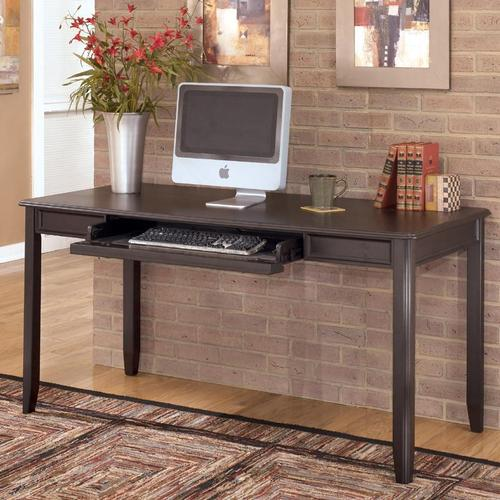 Signature Design By Ashley Carlyle Large Leg Desk With