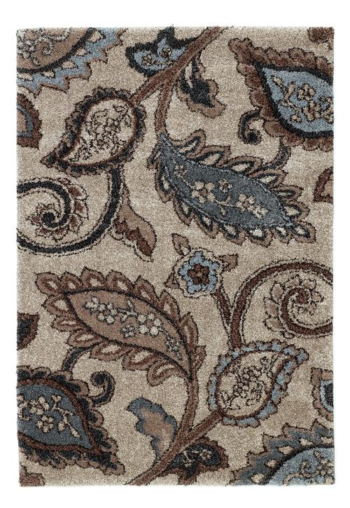 Contemporary Area Rugs Yvette Steel Rug