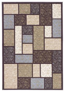 Contemporary Area Rugs Keswick - Brown Area Rug