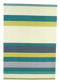 Transitional Area Rugs Harriston - Blue Medium Rug