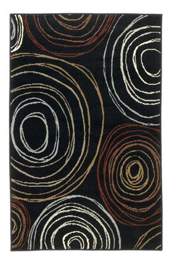 Contemporary Area Rugs Suri - Salsa Area Rug
