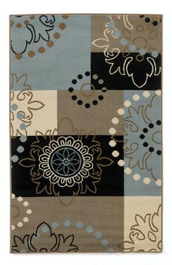 Contemporary Area Rugs Vito - Multi Rug