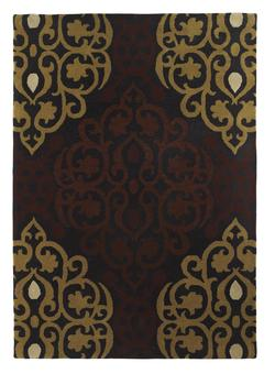 Transitional Area Rugs Arlette Cinnamon Medium Rug