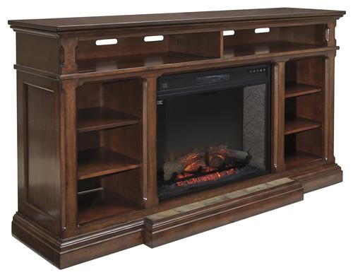 Signature Design By Ashley Gaylon Extra Large Tv Stand With Slate