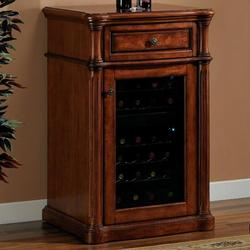 Avalon Traditional Wine Cabinet