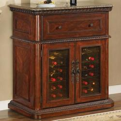 Rutherford Traditional Wine Cabinet