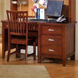 Twilight Computer Desk with Three Drawers