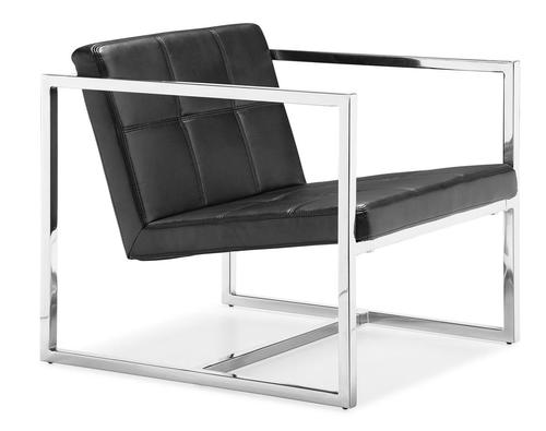 Occasional Collection Carbon Square Frame Chair