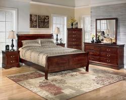 Alisdair 5 Piece California King Bedroom Group