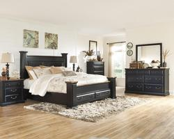 Breen Queen Bedroom Group