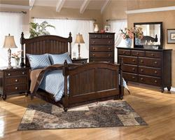 Camdyn 4 Piece Bedroom Group