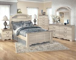Catalina B196 King Bedroom Group
