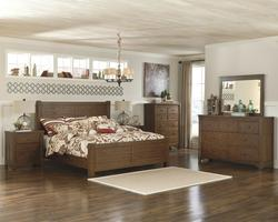 Chimerin King Bedroom Group