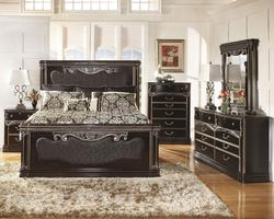 Hopedale King Bedroom Group