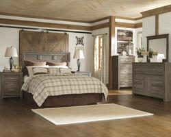 Juararo King Bedroom Group