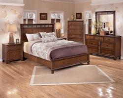 Owensboro 5 Piece California King Bedroom Group