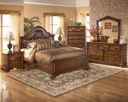San Martin 4 Piece Bedroom Group