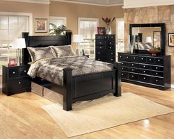 Shay 5 Piece Queen Bedroom Group