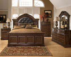 Southerland Shire 5 Piece California King Bedroom Group